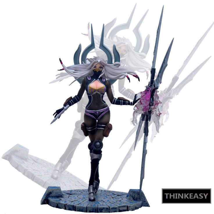 LOL 23cm PVC Action Figure High quality kids toy Online game Blades Irelia PVC Anime Figure Toy Collection model gift New Hobby #Affiliate