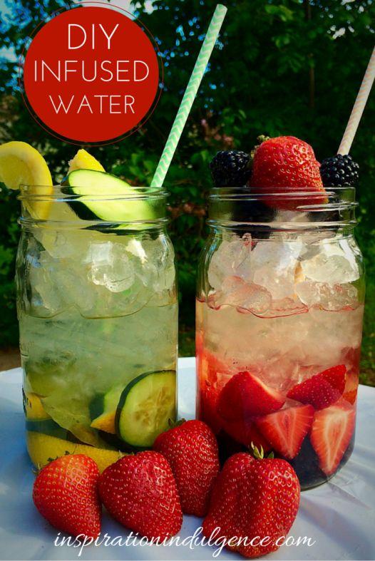 DIY Infused Water