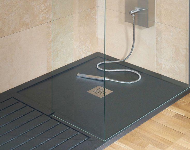 Cuartos de ba o peque os con plato de ducha buscar con - Duchas modernas para banos pequenos ...