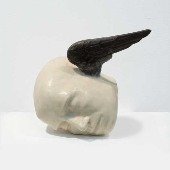 Ricard Aymar, cabeza de Icaro  http://www.pascalpolar.be/site/artisteview.php?nom_de_tri=Ricard%20Aymar