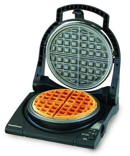 Chef's Choice 840B WafflePro Express Waffle Maker Classic Belgian