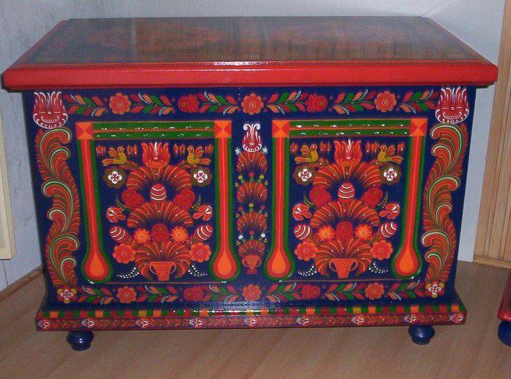hungarian box