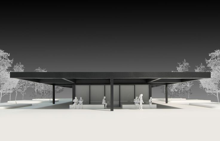 Carmody Groarke / Waddesdon Manor Pavilion.