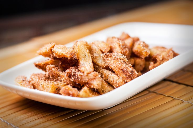 How to Make Sweet Potato Fries -- via wikiHow.com