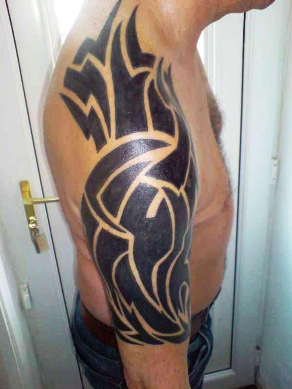 1000 ideas about tribal arm tattoos on tribal