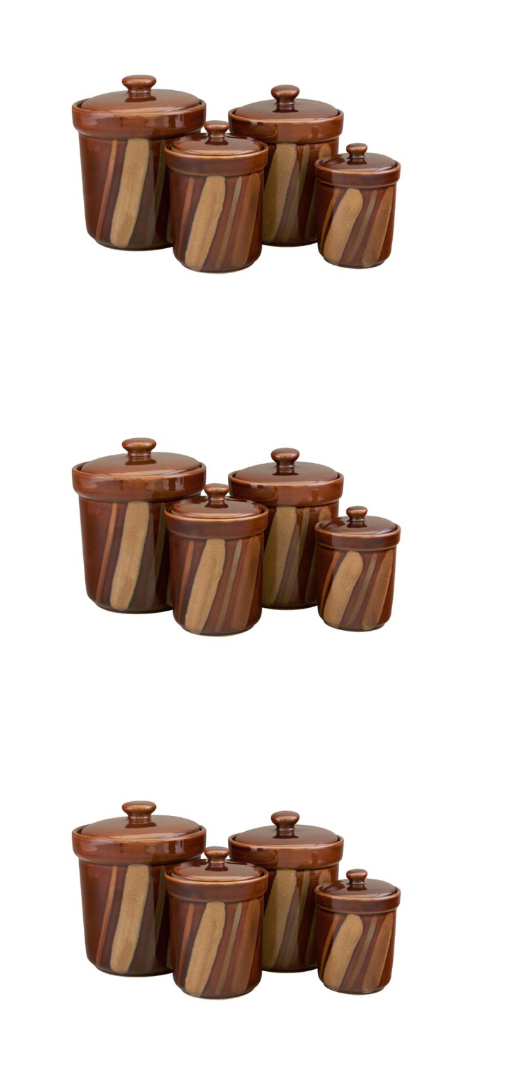 Tuscan old world drake design medium berry kitchen canisters set of 3 - Canisters And Jars 20654 Kitchen Canister Sets Food Storage Dry Goods Flour Sugar Coffee Tea