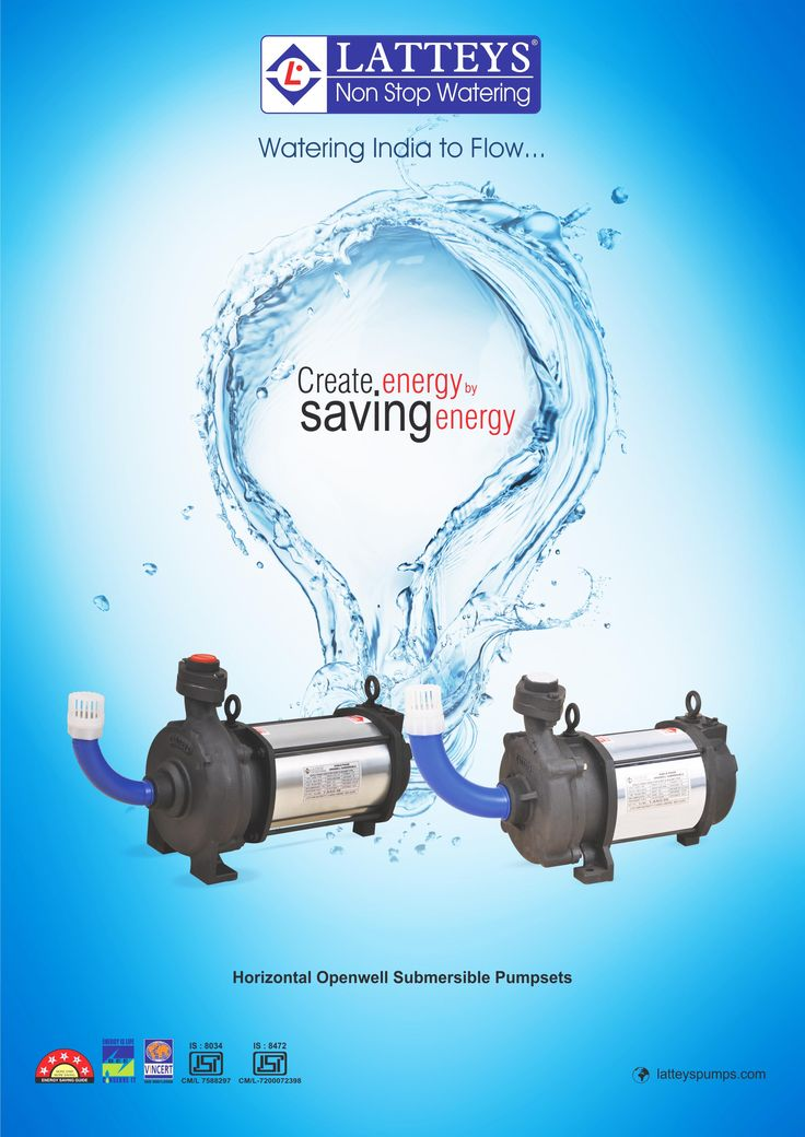H-Low Series Horizontal Openwell Submersible Pumpests  Use Application: Water Supply in Domestic, Hotels, Hospitals, Civil, Industrial Fields, Agriculture and irrigation, Swimming pools.  #Submersiblepumps #SubmersiblepumpsManufacturers #SubmersiblepumpsManufacturersinAhmedabad #HorizontalOpenwellSubmersiblePumpests #HorizontalOpenwellSubmersiblePumpestsManufacturers #HorizontalOpenwellSubmersiblePumpestsinAhmedabad #latteyspumps W: http://latteyspumps.com
