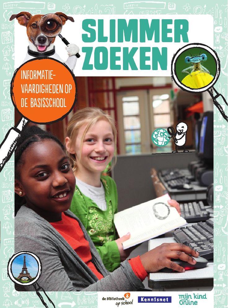 Niet alles wat op internet staat is waar. Hoe help je als leraar kinderen slimmer en beter te zoeken naar on- en offline informatie? Lees de brochure.