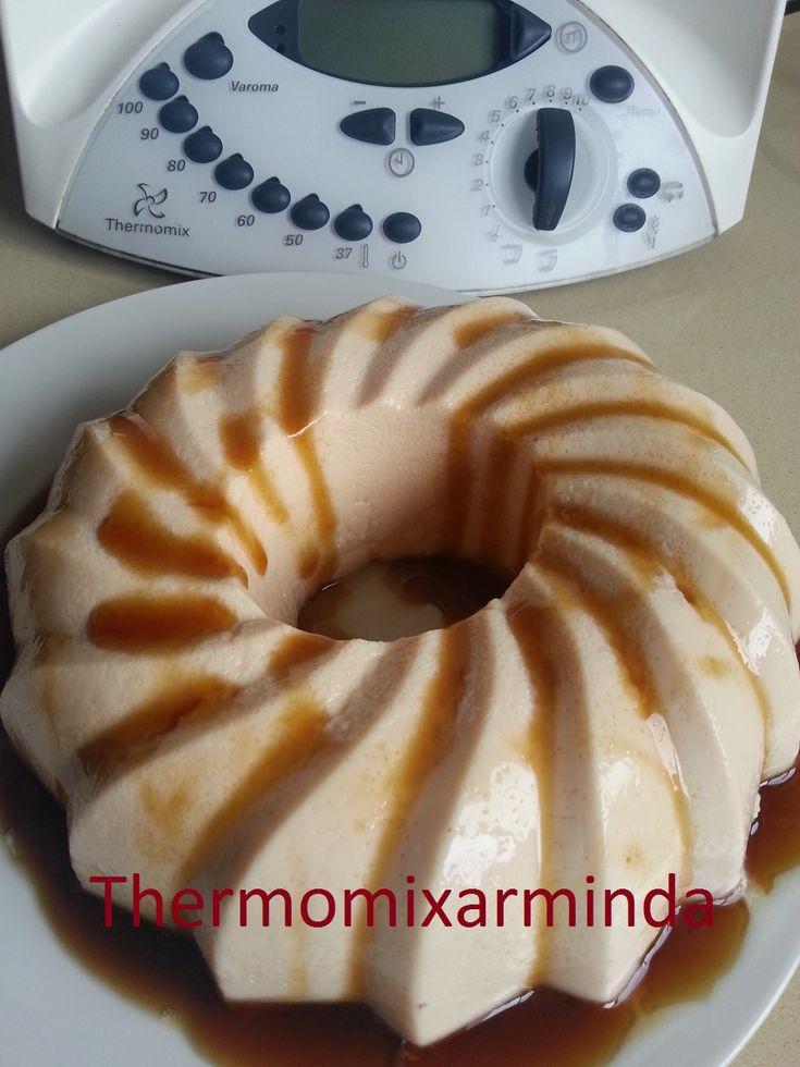Recetas para tu Thermomix - desde Canarias: Flan de dulce de leche