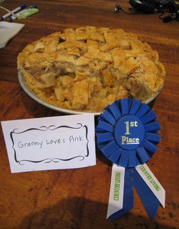 Apple Pie Contest Winning Recipes