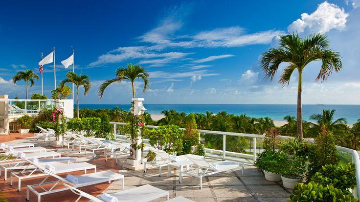 Tengerparti pihenés Miami Beachen, a 4*-os Bentley South Beach Hotelben