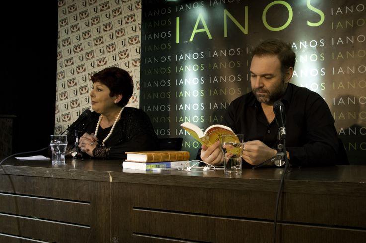 Λένα Μαντά και Μάκης Πουνέντης πίνουν ΚΑΦΕ ΣΤΗ ΧΟΒΟΛΗ!