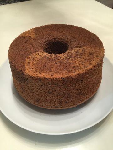 Baking Mom: Dual Oreo Chiffon Cake