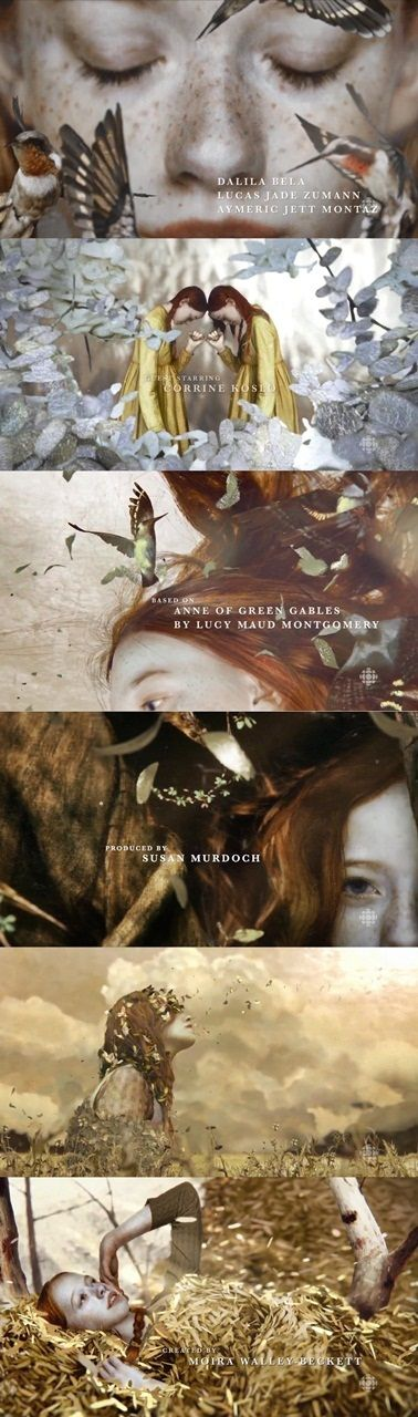 """""""Anne with an 'E'"""" (2017) Main Title Intro 
