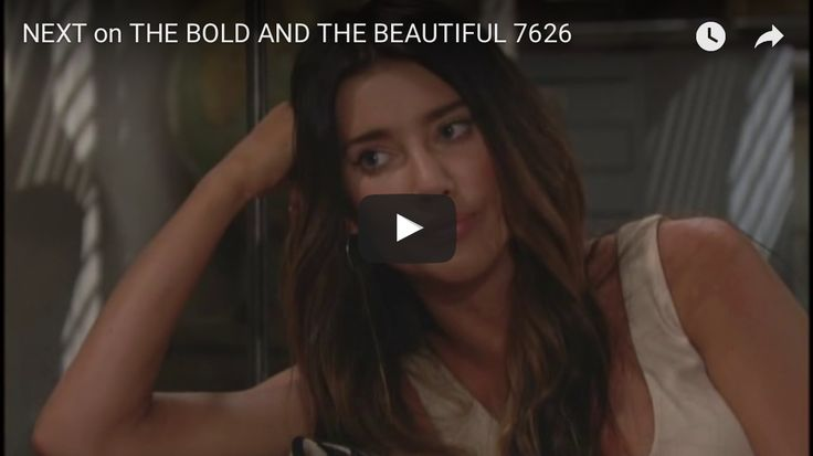 'The Bold and the Beautiful' is really heating up! Sheila (Kimberlin Brown)knows that Quinn (Rena Sofer) has not been faithful to Eric (John McCook) and she has been determined to find the truth out. It looks like she has managed the squeeze what Charlie (Dick Christie)knows out of him. So expe