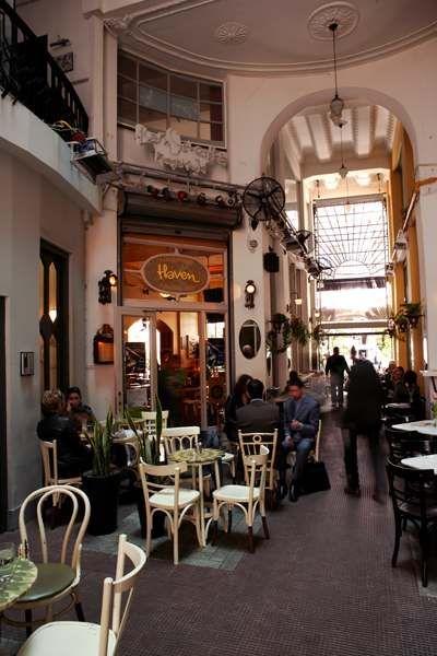 Haven Bar coffee house - coctail bar