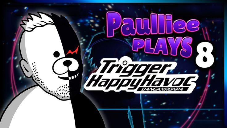 Danganronpa: Trigger Happy Havoc - Part 8 | GENOCIDE JACK