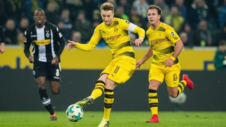Gotze thrilled to reconnect with Reus and Schurrle in Dortmund win: MONCHENGLADBACH, Germany, -- Mario Gotze said he's happy to playing…