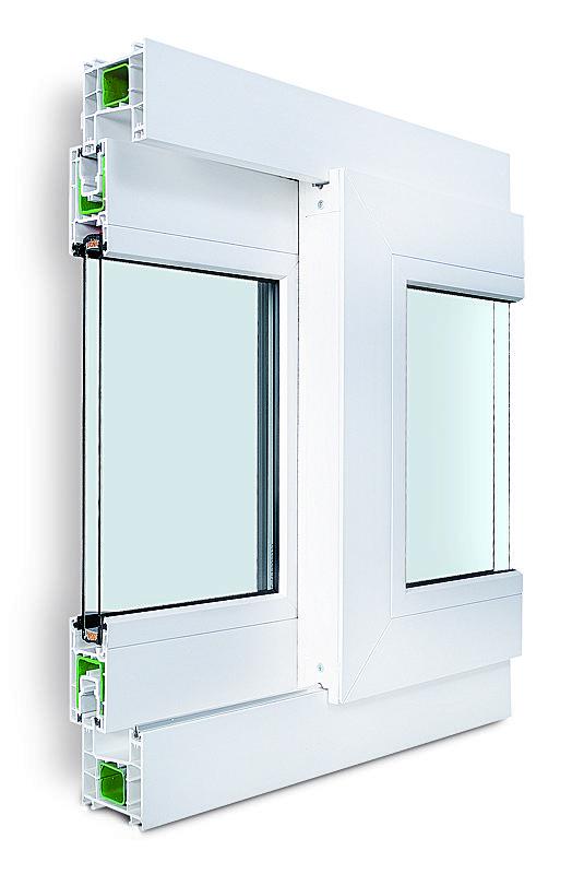 ABM - Jędraszek: Okna i Drzwi PCV i ALU- ecosol