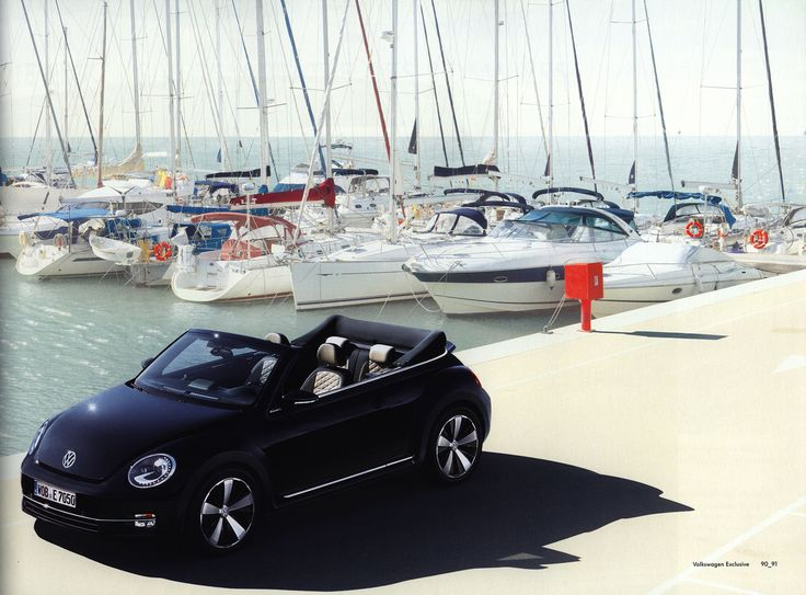 https://flic.kr/p/J8sTj5   Volkswagen Beetle - The 21st Century Beetle Cabriolet; 2013_7, Exclusive Edition