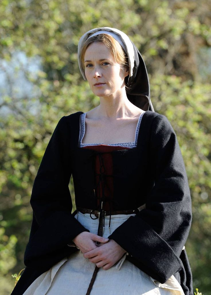Natasha Little as Elizabeth Cromwell in Wolf Hall.