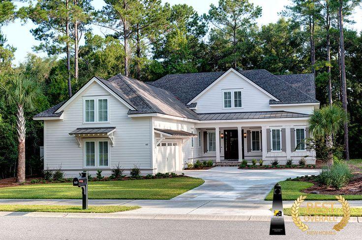 2014 Winner | Best Overall in New Homes, Category 6 Winner: H2 Builder LLC. More finished work: http://bit.ly/1JvmHjQ