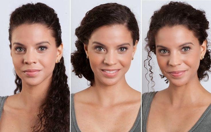 Mari Beleza Pura: Transição Capilar: Uma boa opção de penteado!