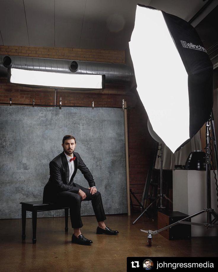 как расположить свет в фотостудии информацию