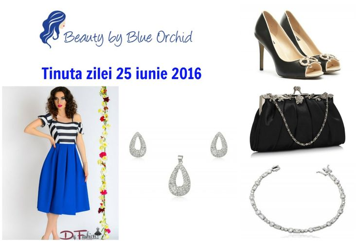 Tinuta zilei 25 iunie 2016 - Beauty by Blue Orchid