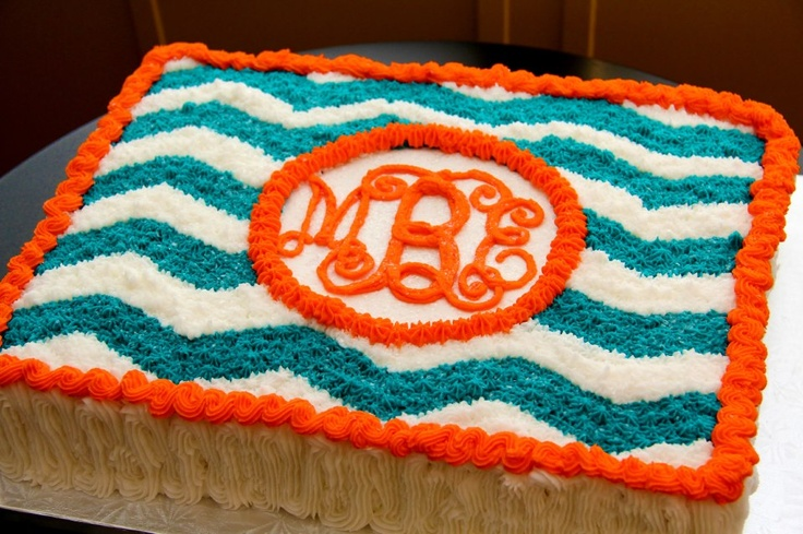 Cake Decorating Zig Zag : 1000+ images about Zigzag Cake on Pinterest Monogram ...