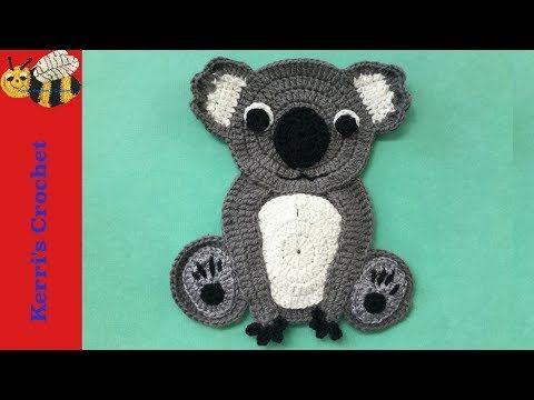 Free Amigurumi Koala Pattern : Adorable fox owl and bear u free amigurumi crochet patterns