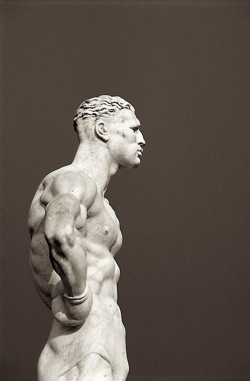 Boxer, Foro Italico, Roma