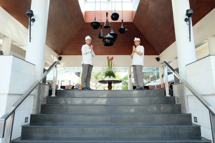With a heart-warming smile, our family of staff welcomes you with open arms at #TheCamakilaLegianBali.  #TheCamakilaLegianBali #CamakilaBali #Camakila #Legian #Bali