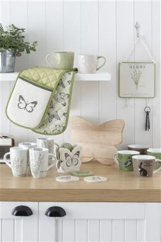 A bright country kitchen from Next