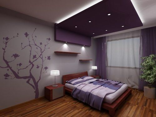 Bedroom Decorating Ideas Purple best 10+ purple bed ideas on pinterest | purple accents, purple