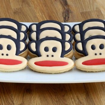 Who doesn't love Julius? Those cookies are fashionably tasty!