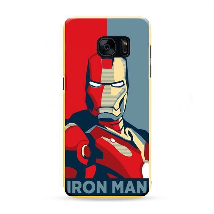Super Hero Wallpapers Samsung Galaxy S7 Edge 3D Case