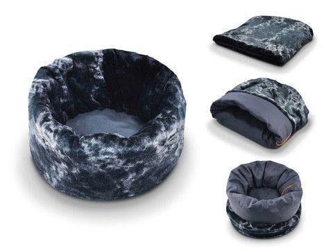 P.L.A.Y. Snuggle Bed (Charcoal Grey) $84.95