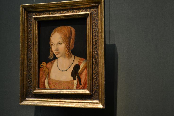 Portrait of a Venetian Lady, 1505, Albrecht Durer