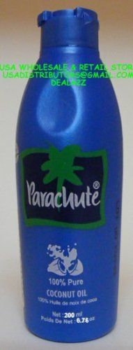 Parachute Coconut Oil 200 ml oil * You can find out more details at the link of the image.