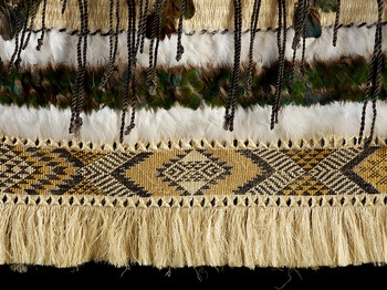Free Wgtn public admission to see top level weaving in Miromoda Exhibition | Creative New Zealand