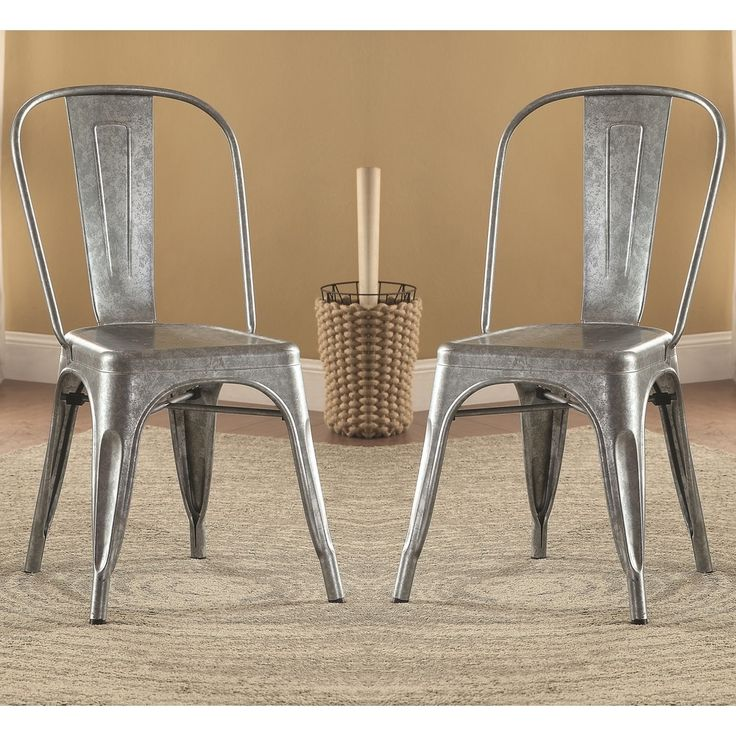 Delightful Best 25+ Metal Dining Chairs Ideas On Pinterest   Metal Chairs, White Dining  Room Table And Dining Room Lighting