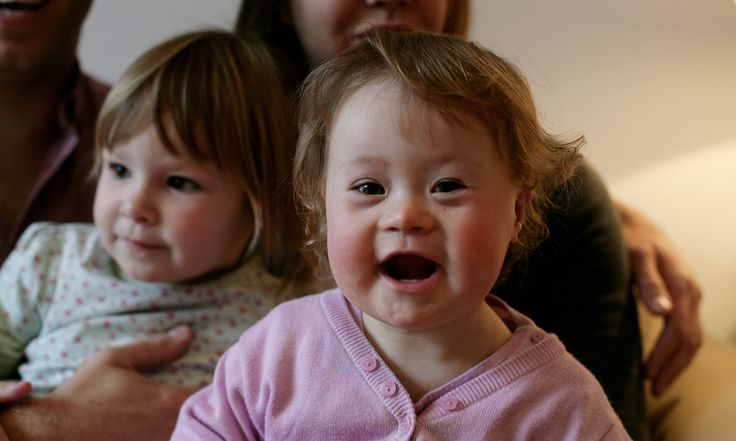 """Last week a friendly young sales assistant asked me just that as I trawled clothing racks looking for elastic waisted pants. I said """"no"""" and added that I had not had the test for Down's syndrome either because if I had found that my child was at risk, I would not have wanted to abort. """"That's the real question,"""" I said, """"the one that people really should ask about."""""""
