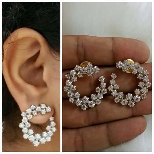 42 best Indian jewellery in UK earrings images on Pinterest