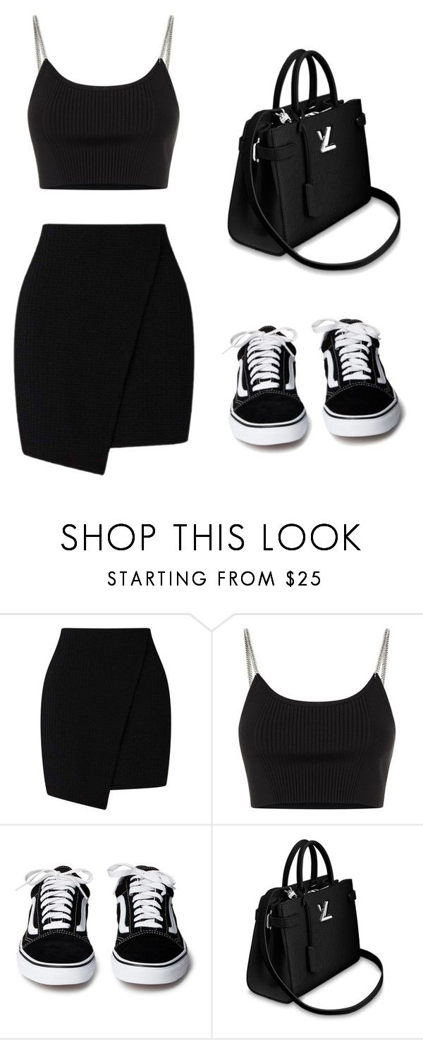 """""""casual"""" by juliadb on Polyvore featuring Miss Selfridge and Alexander Wang"""