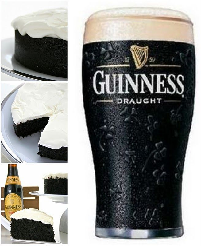 Food and Cook by trotamundos » TARTA DE CHOCOLATE GUINNESS (Guinness Stout Chocolate Cake)   one of the best chocolate cakes I've ever tried ...look for the english recipie in pinterest!