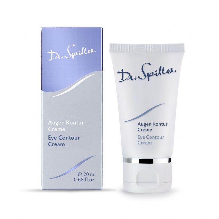 Crema antirid pentru ochi cu Acid Hialuronic si Vitamina E - 20 ml - Dr Spiller