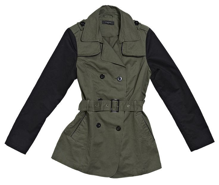 Jacket from Pagani. #safarichic is trending at Westfield New Zealand.