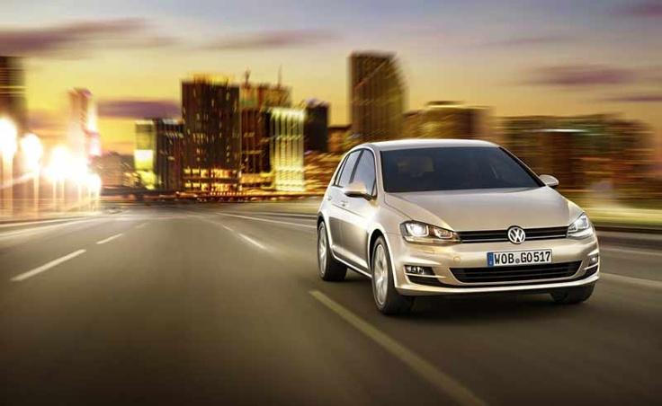 Volkswagen Unveils Golf Mk7