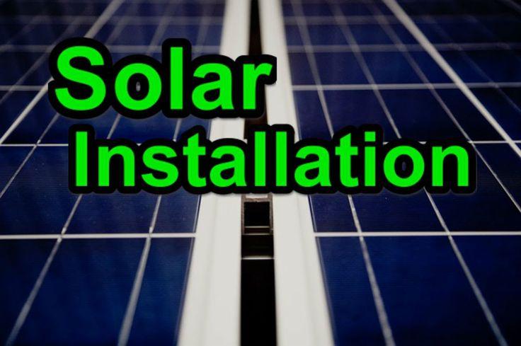 Solar Panel Installation Cost | Green Energy Spot